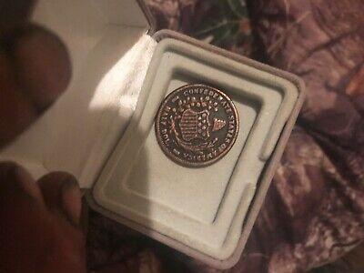 confederate states of america half dollar coin
