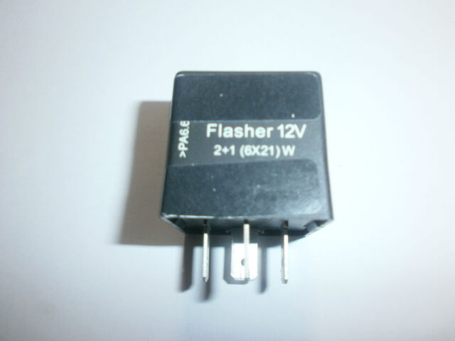 Febi Bilstein Flasher Relay 22605  Replaces Hella 4DM003360-02 and 4DM003360-00