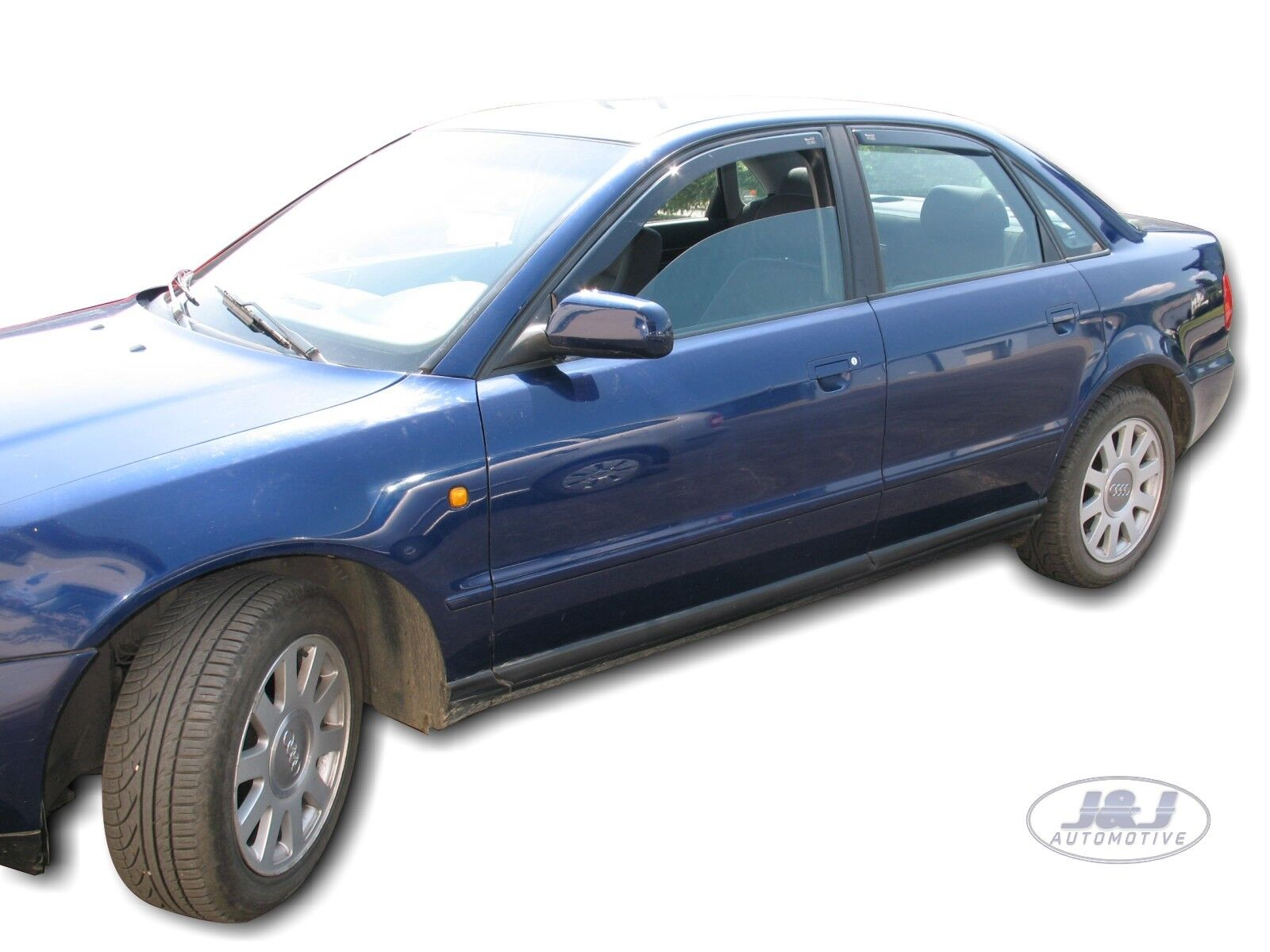 J/&J AUTOMOTIVE DEFLETTORI ARIA ANTITURBO per Audi A4 B5 5 porte Break 1995-2001 4pc