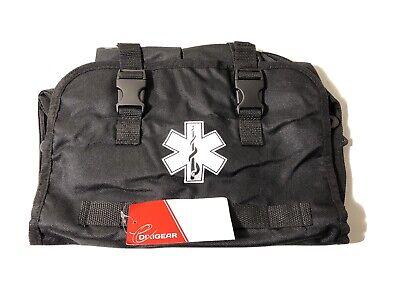 Dixigear First Responder On Call Trauma Bag W Reflectors Black Nwt