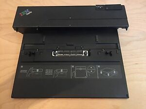 IBM Thinkpad Docking Station - T40, R50, X30, T30, R40 and A30