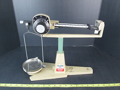 Ohaus Dial-o-gram Balance Scale 310g Capacity Double Beam School Science Skuc