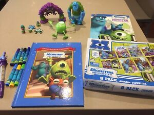 Monsters University pack Keilor Downs Brimbank Area Preview