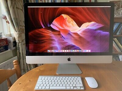 Apple iMac 27-Inch 2.8 Ghz Quad Core i7 16GB ram 1.1TB Fusion Drive & SSD 2010