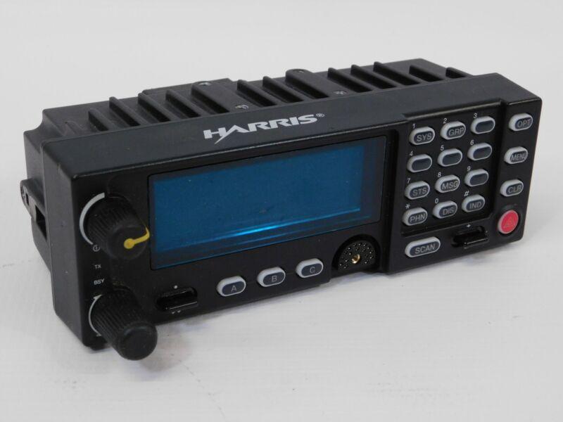 Harris CU23218 Remote Control Head for M7300 M5300 XG-75M Radio (many available)