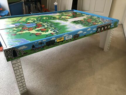 Thomas the Tank Engine Table - Thomas Toy Table : thomas train set table - pezcame.com