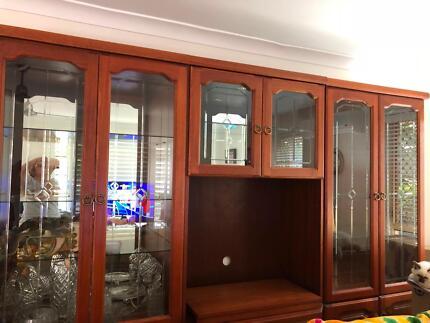 Wall unit   Cabinets   Gumtree Australia Brisbane North West ...