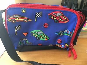 Lunch Box/ Toy Bag
