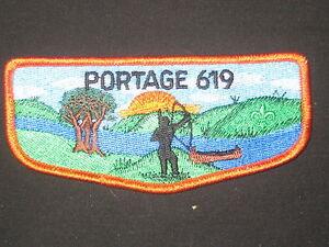Portage 619 s3 Flap