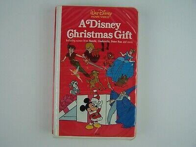 Walt Disney - A Disney Christmas Gift VHS