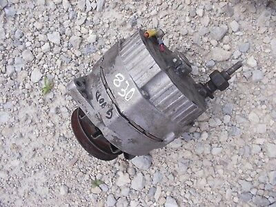 Case 830 Diesel Tractor Good Working 12v Alternator Belt Pulley Bracket