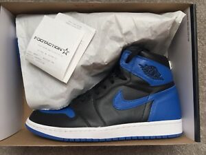 JORDAN 1 ROYAL-SIZE 11