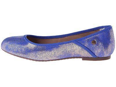 UGG Size: 11 SHOES NEW Antora Lizard Flats. Туфли кожанные балетки