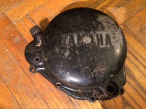 1982 Yamaha IT175 Clutch Cover