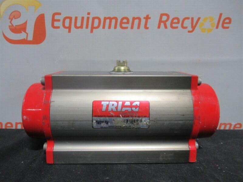 Triac 2R130SR Pneumatic Rotary Actuator Double Acting Spring Return