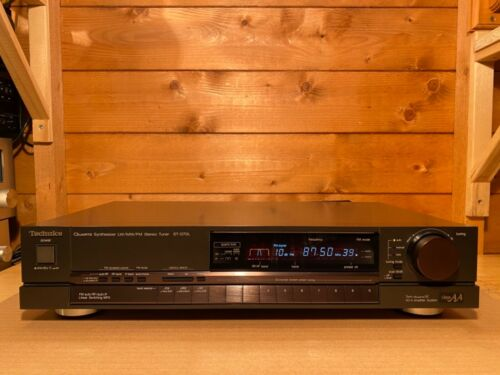 Technics ST-G70L Quartz Synthesizer FM/MW/LW Stereo Tuner
