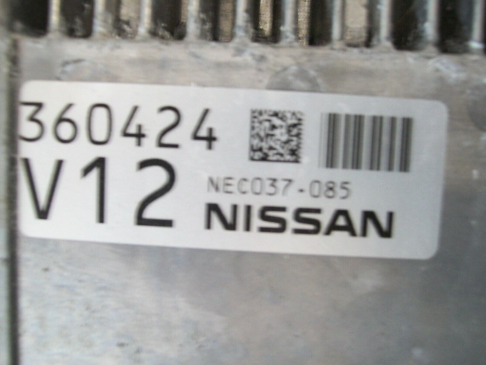 Used Nissan Titan Engine Computers for Sale