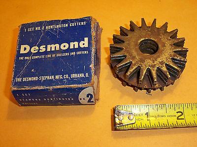 2 Desmond Grinding Wheel Dresser Cutter