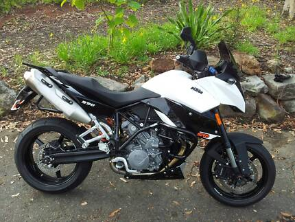 KTM SMT Supermoto 990 LC8 2011 ABS St Leonards Willoughby Area Preview