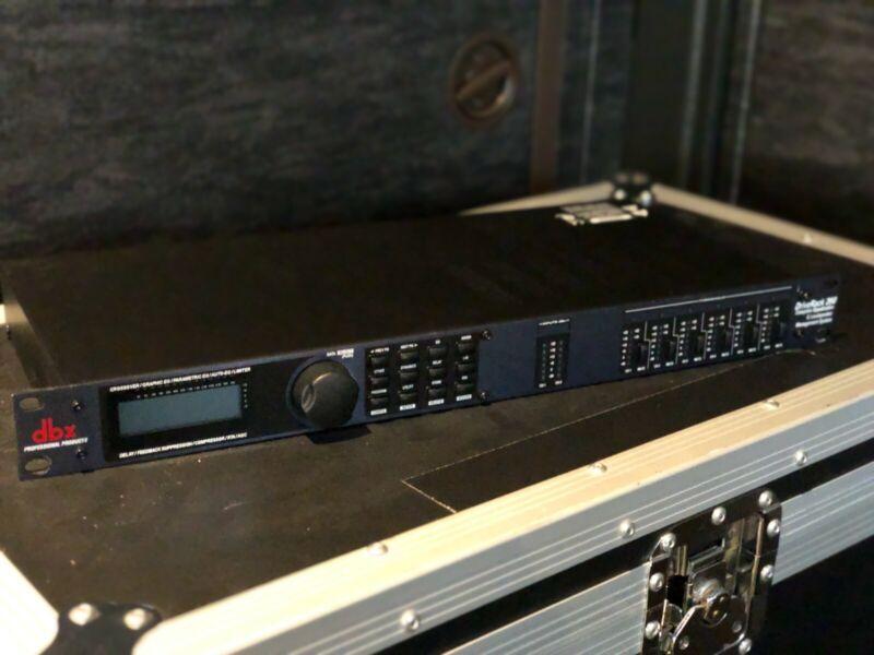 dbx DriveRack 260 Loudspeaker Management System - Black