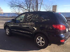 Hyundai Santa Fe 2007 . No tax