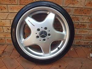 Mercedes GENUINE AMG 17inch x 7 Wheels with 5x112 Stud pattern Florey Belconnen Area Preview