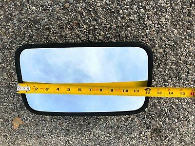 Large Size 7x12 Universal Farm Tractor Mirror Great For Case Magnum