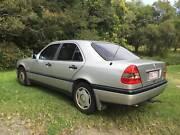 1998 Mercedes-Benz C180 Sedan Clayfield Brisbane North East Preview