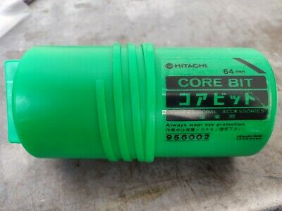 Hitachi 956002 2-12 In. Hollow Core Bit For Rotary Hammers 64mm