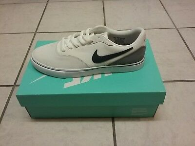 f1e228684b3105 NEW NIKE SB PAUL RODRIGUEZ 9 VR SKATEBOARD MEN SHOES WHITE SIZE 9 MEN