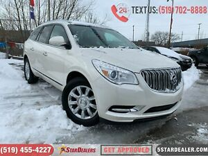 2015 Buick Enclave Leather | AWD | 7PASS | NAV | ROOF | LEATHER
