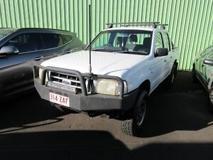 2005 Ford Courier GL (4x4) DUAL CAB
