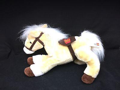 Lightning Wells Fargo Legendary Horse Palomino Pony 2010 Plush 15  Advertising