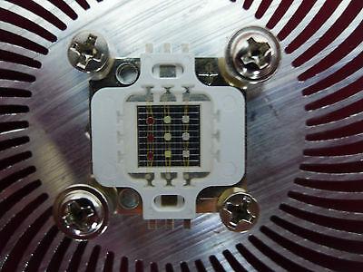 1piece Round Aluminium Heatsink For 10 Watt Led Light
