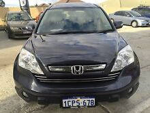 2007 Honda CRV  luxury SUV low kms $13690 St James Victoria Park Area Preview