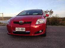 2009 Toyota Corolla Hatchback Clovelly Park Marion Area Preview