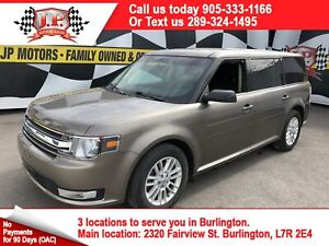 2013 Ford Flex SEL, Automatic, 3rd Row Seating,
