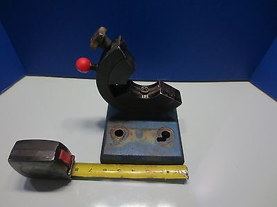 Tree J-425 Cnc Vertical Mill Cat40 Tool Holder Aligning Holding Unit