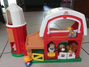 Ferme «little people» Fisher-Price