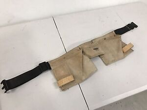 Carpenters leather tool belt Underdale West Torrens Area Preview