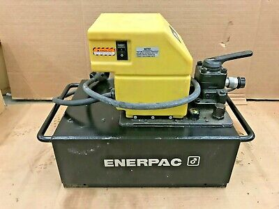 Enerpac 1-18 Hp Electric Hydraulic Pump Bundle