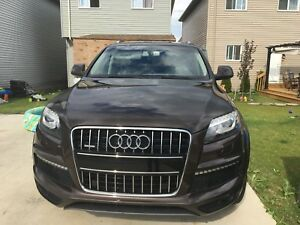 Audi Q7 2011 only 95500 kms @28000
