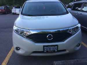 2011 Nissan Quest SUV, Crossover