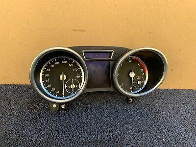 Mercedes X166 W166 ML350 GL350 Diesel Tachometer Cluster Anzeige Instrument OEM