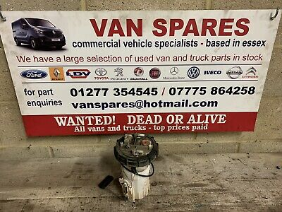 Vauxhall Vivaro Fuel Tank Sender Unit With Pump Renault Trafic Fuel Gauge Pump