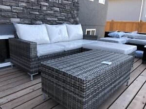 Patio Sectional - BRAND NEW