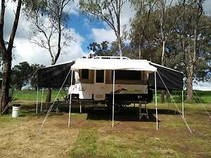 Camper Trailer 2013 Jayco Swan Outback Sunbury Hume Area Preview