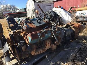 350 CHEVY/GMC ENGINE TRANS TRANSFER CASE