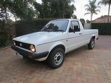1988 VOLKSWAGEN MK1 CADDY UTE North Rocks The Hills District Preview