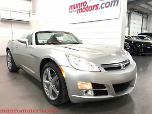 2007 Saturn SKY Leather Chrome Monsoon Sound